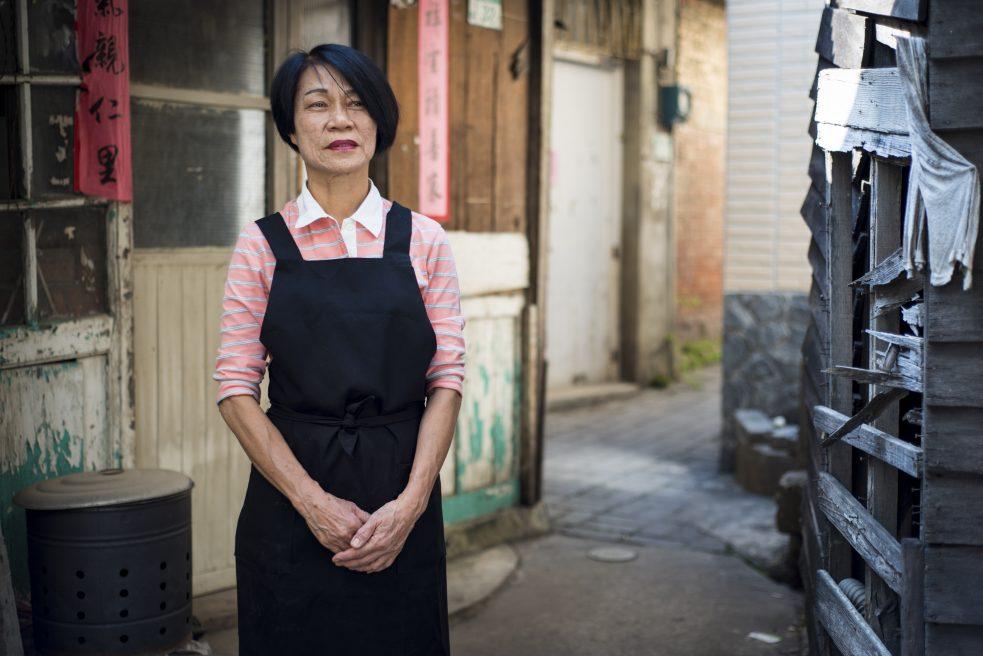 Femmes à Taïwan